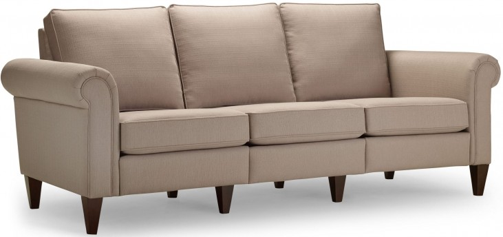 Avery Bisque Sofa