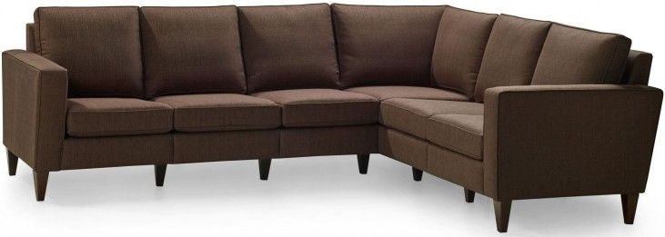 Parker Java Three Corner Two Sectional