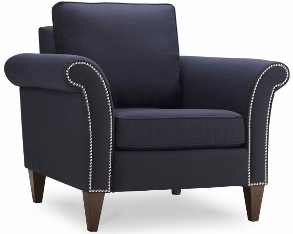 Pippa Midnight Blue Chair