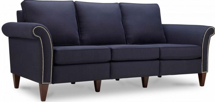 Pippa Midnight Blue Sofa
