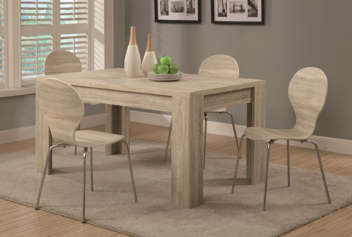 1054 Natural Dining Room Set