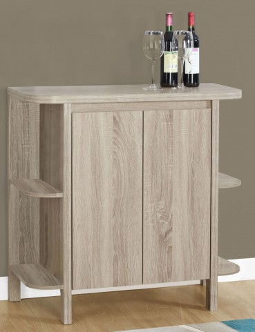 "Dark Taupe 36"" Home Bar"