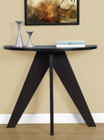 "Cappuccino 36"" Accent Table"