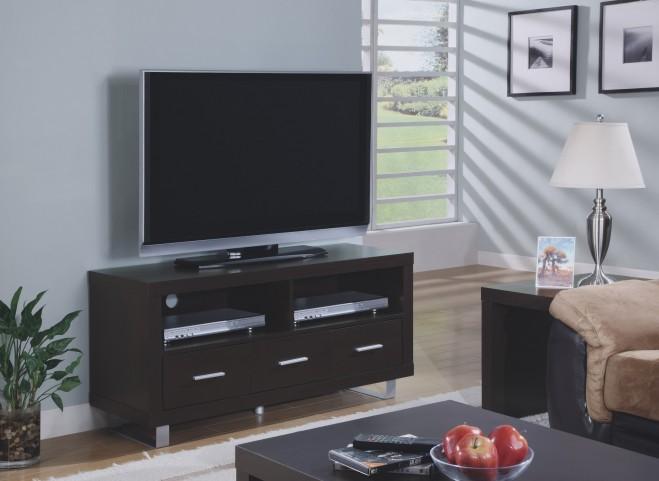 """2503 Cappuccino 48"""" TV Console"""