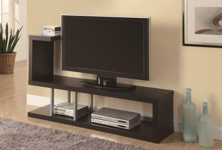 """2550 Cappuccino 60"""" TV Console"""