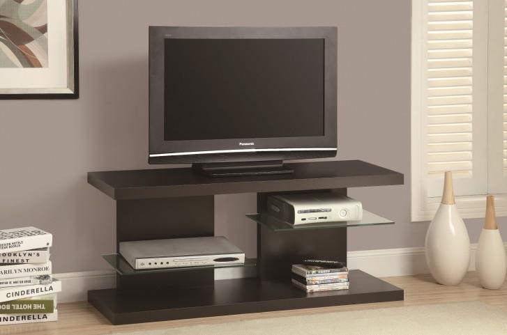 """2555 Cappuccino 48"""" TV Console"""