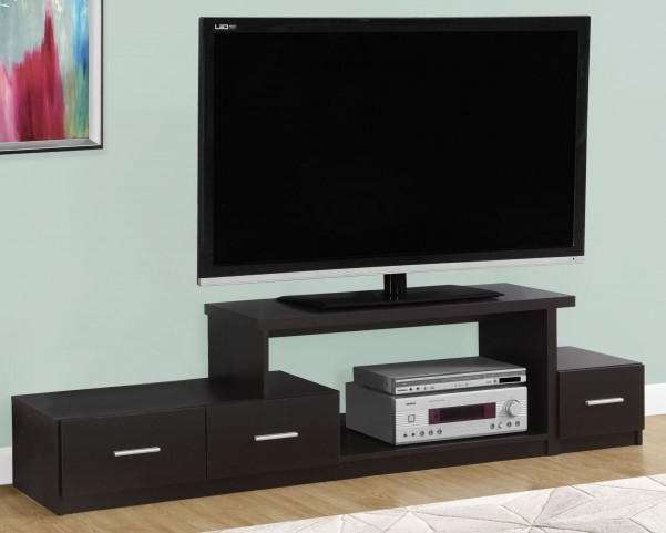 "Cappuccino 72"" TV Stand"