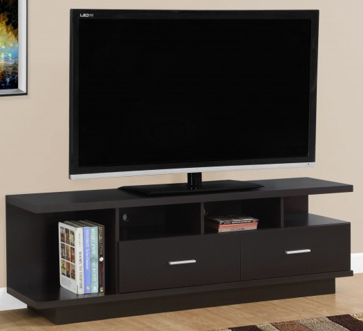 "2674 Cappuccino 60"" TV Stand"