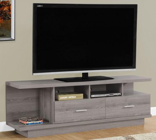 "Dark Taupe 60"" TV Stand"