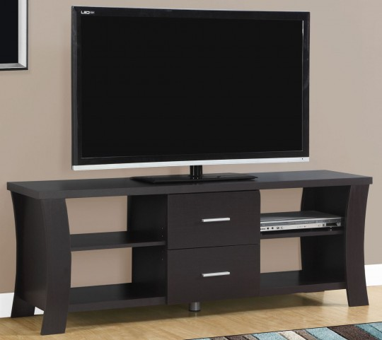 "2683 Cappuccino 60"" TV Stand"