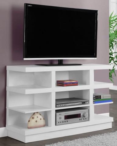 """White 48"""" TV Stand"""