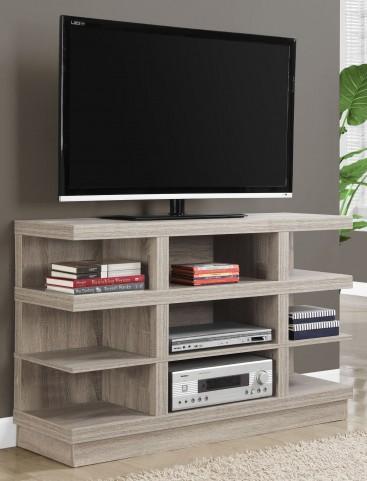 "Dark Taupe 48"" TV Stand"