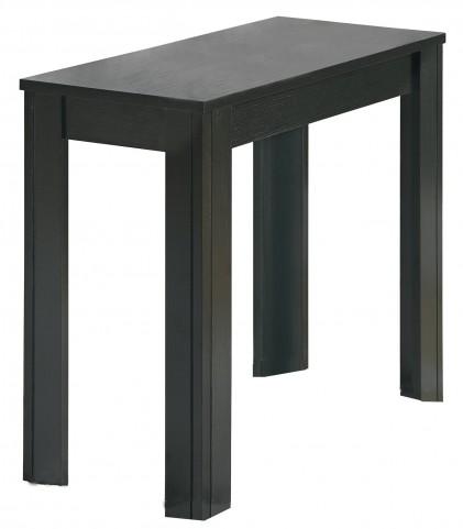 3110 Black Oak Accent Side Table
