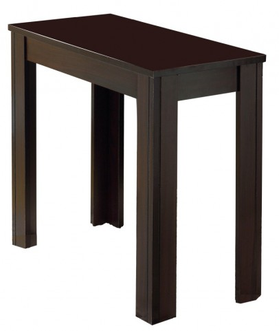 3111 Cappuccino Accent Side Table