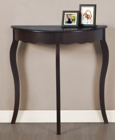 "3123 Dark Cherry 31"" Accent Table"