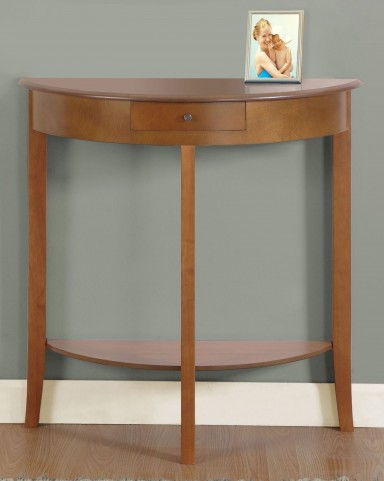 "Oak 31"" Accent Table"