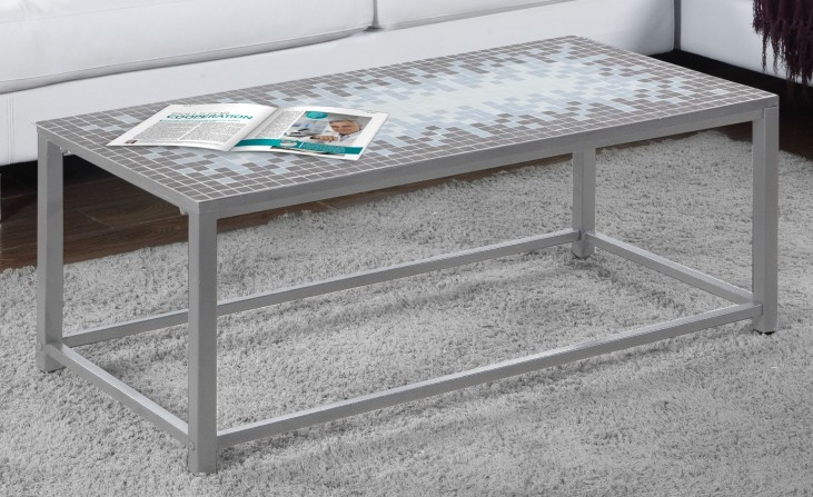 Gray Coffee Table