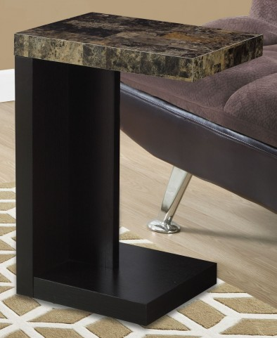 3212 Cappuccino Accent Table