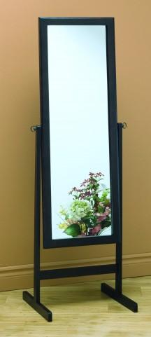 3368 Cappuccino Cheval Mirror