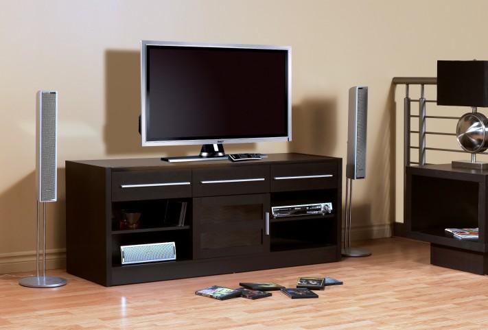 """3586 Cappuccino 60"""" TV Console"""