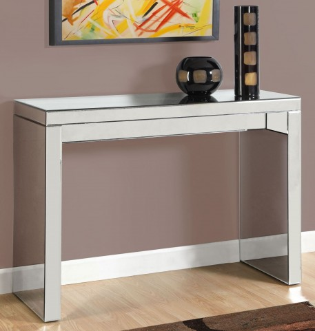 "Mirror 42"" Console Table"