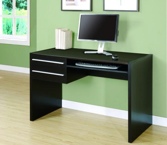 """7015 Cappuccino 48"""" Computer Desk"""