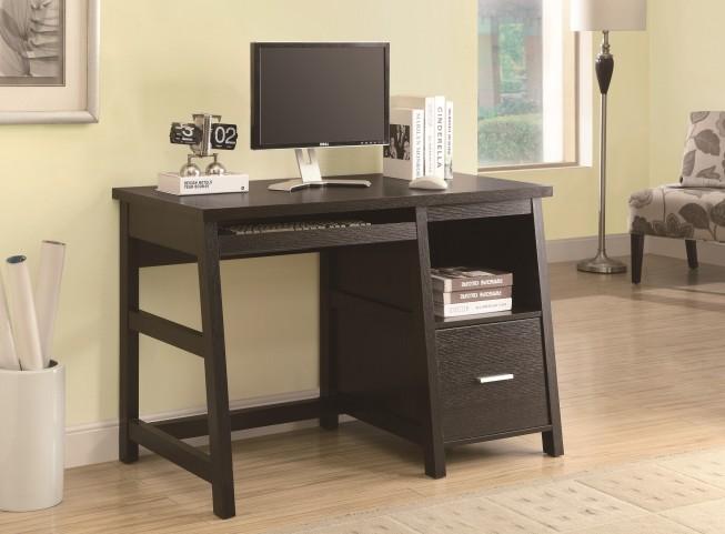 """7038 Cappuccino 48"""" Computer Desk"""
