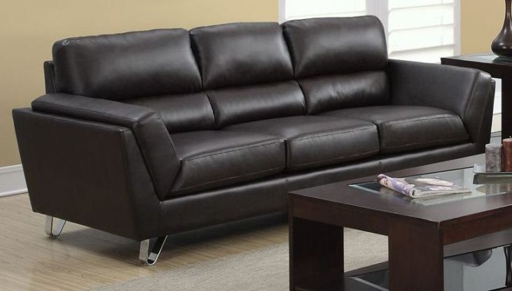 Dark Brown Match Sofa