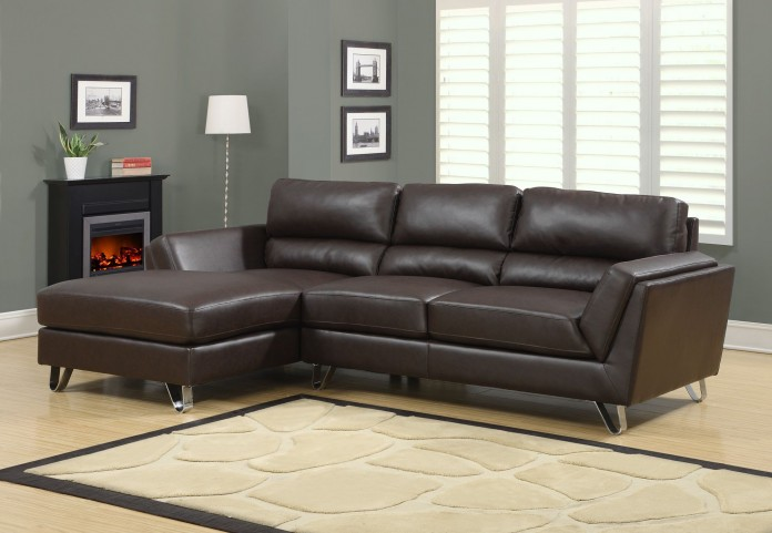 Dark Match Sofa Sectional