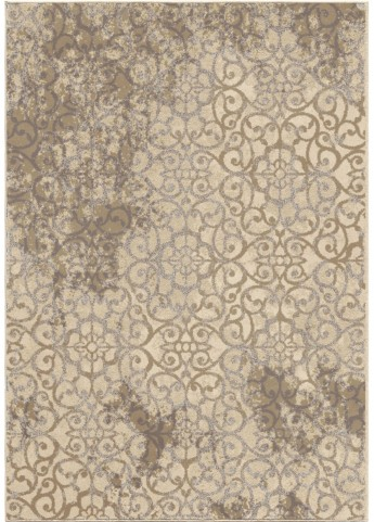 Orian Rugs Soft Scroll Iron Valance Multi Area Small Rug