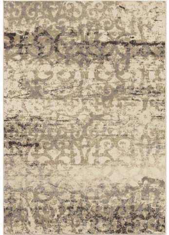 Orian Rugs Soft Scroll Buxton Bliss Ivory Area Small Rug