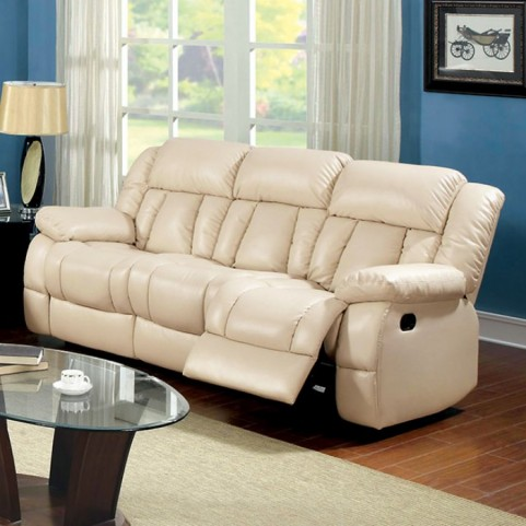 Barbado Ivory Reclining Sofa