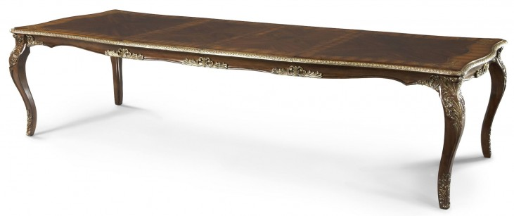 Imperial Court Rectangular Leg Dining Table