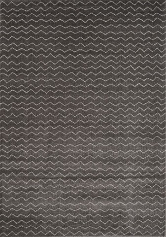 Infinity Chalk Lines Large Rug