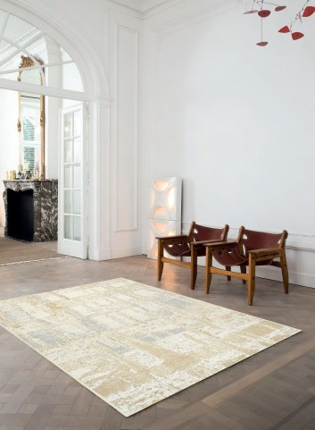 Intrigue Irridecant Reflects Small Rug