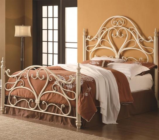 300264Q Queen Metal Bed