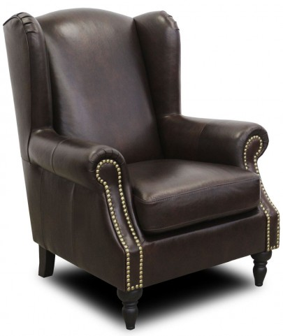 Isabella Choca Leather Chair