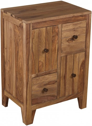 Heeshma Brown Drawer Chest