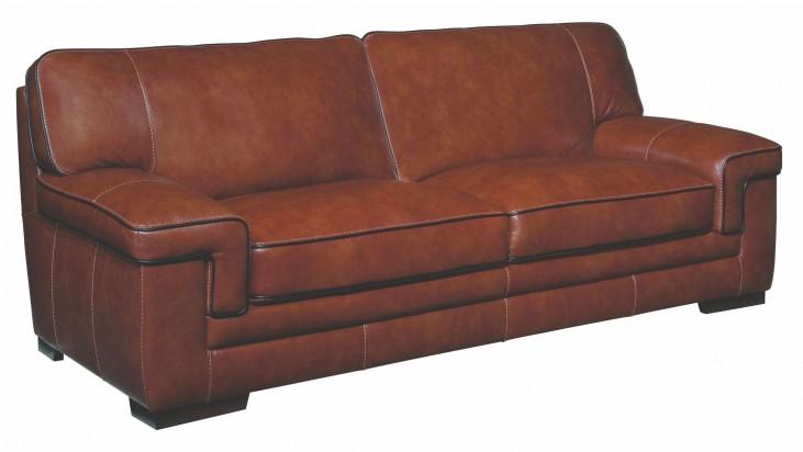 Macco Stampede Chestnut Sofa