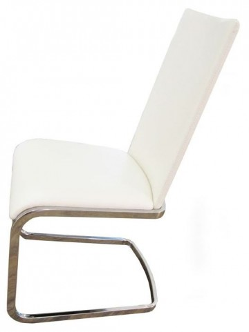 Jolie White Dining Chair Set of 2