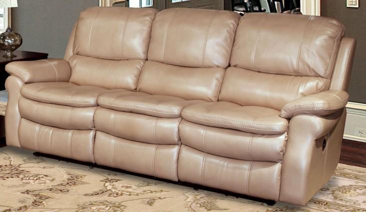 Juno Sand Dual Power Reclining Sofa
