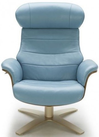 Karma Blue Chair