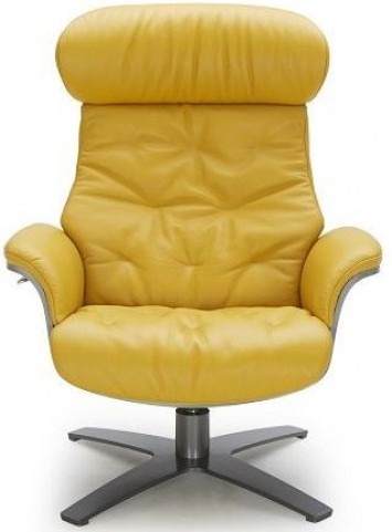 Karma Mustard Chair