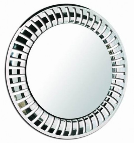 Kelly Stainless Steel Mirror