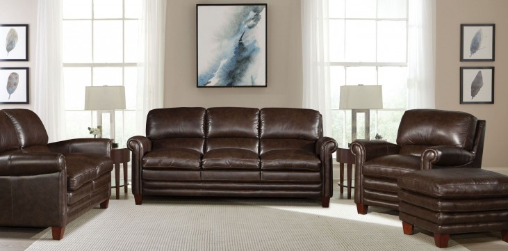 Kendall Bark Living Room Set