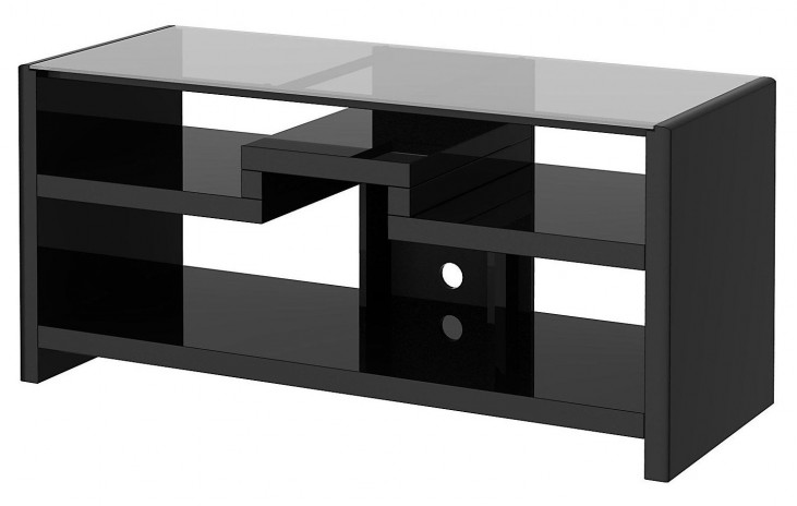 New York Skyline Modern Mocha 3-in-1 Gaming Center / TV Stand