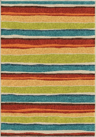 Summertime Multi Small Rug