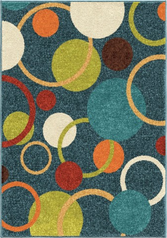 Gumball Admiral Blue Small Rug