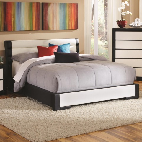 Kimball Full Panel Bed