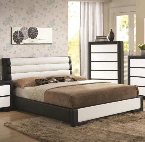 Kimball Queen Panel Bed